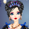 Fantasy Dark Princess - Princess Dress Up Games
