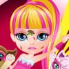 Baby Super Sparkle Injury - Baby Barbie Games Online
