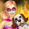 Barbie Superhero Pet Rescue 2 - Barbie Superhero Games