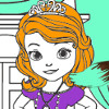 Princess Coloring Book  - Coloring Games For Girls