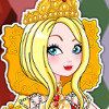 Royally Ever After Apple White  - Ever After High Dress Up Games