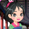 Princess Mulan Shoe Design  - Shoe Designer Games
