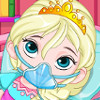 Elsa After Surgery Caring - Frozen Elsa Games For Girls