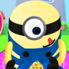 Minion Birthday Cake  - Birthday Cake Cooking Games
