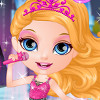 Baby Barbie In Rock 'N Royals - New Baby Barbie Dress Up Games