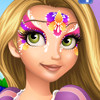 Rapunzel Face Painting - Princess Rapunzel Games