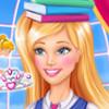 Barbie Charm School Challenge  - New Barbie Games Online