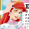 Ariel Eye Treatment  - Play Eye Doctor Games