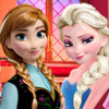 Elsa And Anna Prom Prep  - Frozen Elsa And Anna Games