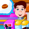 Fast Food Restaurant  - Girls Restaurant Games