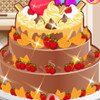 Yummy Chocolate Cake  - Cake Cooking Games