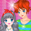 Anime Couple First Love  - Couple Dress Up Games