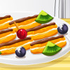 Cooking Frenzy: Eclairs - Dessert Cooking Games For Girls
