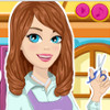 Clean Up Hair Salon 2 - Room Cleaning Up Games