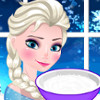 Elsa's Frozen Macarons  - Frozen Elsa Cooking Games
