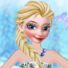 Elsa Winter Prep - Frozen Elsa Makeover Games