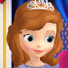 Sofia Make-up Artist - Princess Sofia The First Games