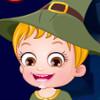 Baby Hazel Halloween Night  - Halloween Games Online
