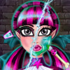 Draculaura's Total Makeover  - Draculaura Makeover Games