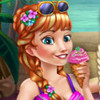 Princess Pool Party  - Princess Games Online