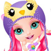 Baby Barbie Kawaii Crush  - Baby Barbie Dress Up Games