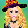 Cute Witch Dress Up - Halloween Dress Up Games