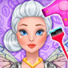 Enchanted Forest Hair Salon  - Princess Makeover Games