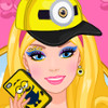 Barbie Minions Make-Up - Barbie Make Up Games