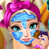 Frozen College Real Makeover  - Frozen Makeover Games