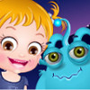 Baby Hazel Alien Friend - New Baby Hazel Games
