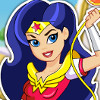 Wonder Woman Dress Up - Fantasy Dress Up Games
