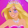 Barbie Magical Face Painting - Barbie Make-up Games