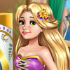 Rapunzel Laundry Day - Free Online Laundry Games