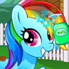 My Rainbow Pony Daycare - Pony Care Games