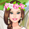 Barbie's Rural Wedding  - Barbie Wedding Games Online