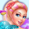 Super Barbie's Spa Day - Super Barbie Games For Girls