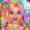 Princess Royal Haircut - Princess Hair Games