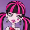 Monster High Draculaura's Hairstyle - Monster High Hair Games