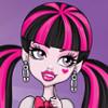 Monster High Draculaura's Hairstyle - Monster High Hair Games