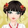 Asian Beauty Make-up - Makeup Games 2015