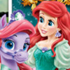 Ariel And Seashell Palace Pets - Princess Palace Pets Games