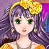Manga Cutie Makeover - Girl Makeover Games