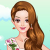 BFF Flower Style - BFFs Dress Up Games