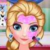 Elsa's Makeover Time - Frozen Elsa Makeover Games