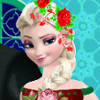 Bridesmaid Elsa - Queen Elsa Dress Up Games