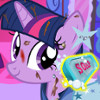 Messy Twilight Sparkle  - Twilight Sparkle Games Online