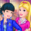 Disney Princess Charm College - Disney Princess Dress Up Games