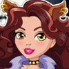 Monster High Clawdeen  - Monster High Clawdeen Games