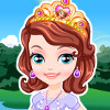 Sofia's Sparkly Tiara - Decoration Games For Girls