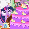 My Little Pony Cake  - My Little Pony Cooking Games